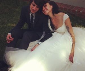 lights, wedding, and beau bokan image