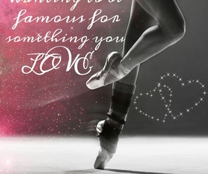 dance, fame, and famous image