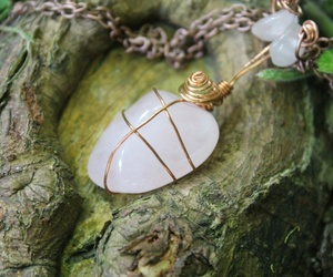 crystals, etsy, and jewelery image