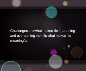life, meaningful, and quote image