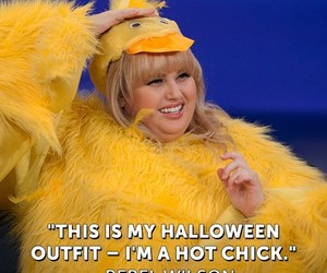 rebel wilson, Chick, and Hot image
