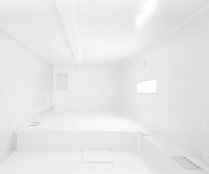 white, interior, and light image