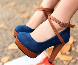 fashion, high heels, and cute image