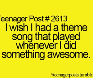 awesome and teenager post image