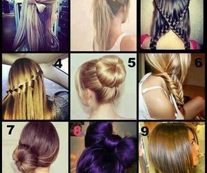 girls, OMG, and hair image