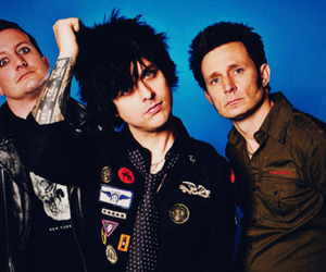 green day, mike dirnt, and billie joe image