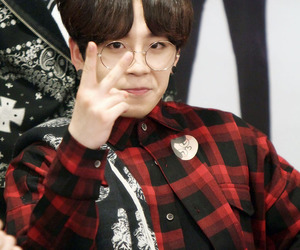 photo, fansign, and block b image