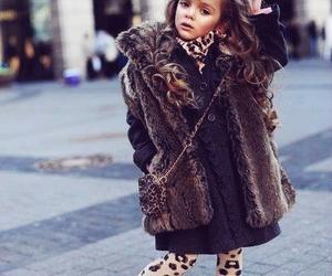 fashion, kids, and child image