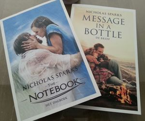 book, message in a bottle, and reading image