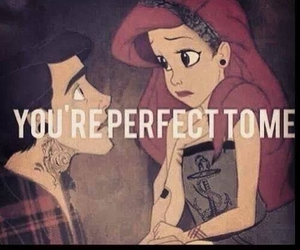 love, perfect, and ariel image