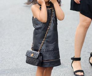 fashion, chanel, and kids image