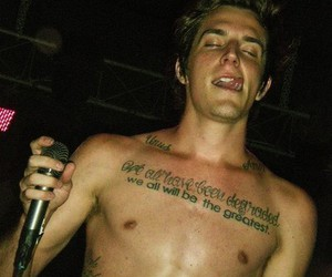 gorgeous, tattoo, and the maine image