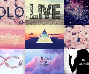 live, cool, and yolo image