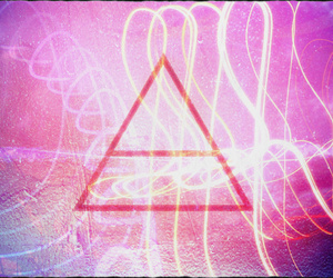 30 seconds to mars, black, and mars image