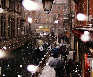 beautiful, christmas, and places image