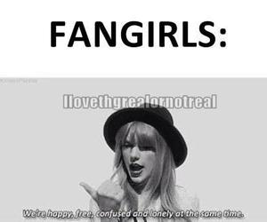 Taylor Swift and fangirls image