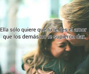 girl, quotes, and spanish image