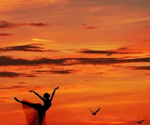 ballet, beauty, and colors image