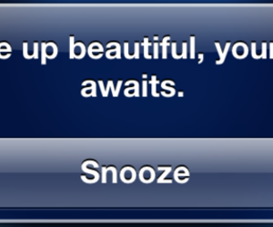 wake up, alarm, and beautiful image