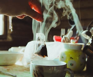 tea, hipster, and Hot image