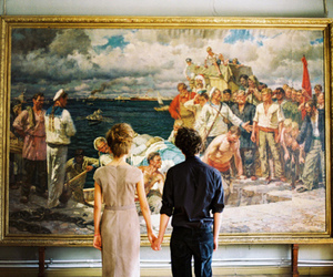 art and couple image
