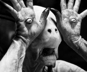 eye, monster, and eyes image