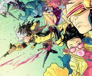 x-men and Marvel image