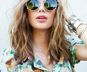 glasses, lunettes, and style image