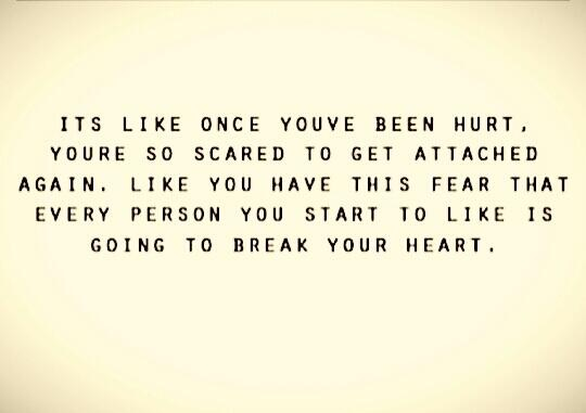 break, quote, and fear image