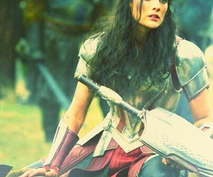 lady sif, Jaimie Alexander, and thor image