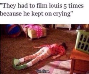 story of my life, louis tomlinson, and one direction image