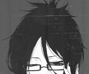 anime, katekyo hitman reborn, and rokudo mukuro image