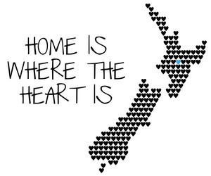 home and heart image