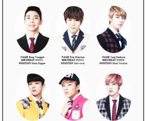 k-pop, korean, and bap image