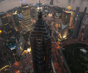 beautiful, city, and tower image