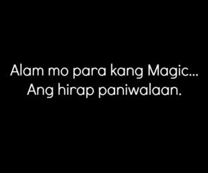 haha, magic, and text image