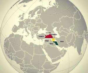 freedom, kurd, and kurdistan image