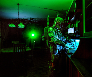 boba fett, cosplay, and photography image
