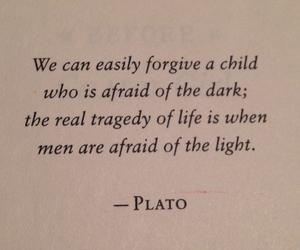 child, dark, and light image