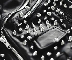spikes, studs, and fashion image