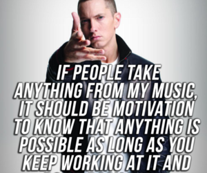 eminem, hip hop, and quotes image