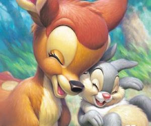 disney and bambi image