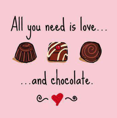 Chocolate And Love Uploaded By At Mercy98 On We Heart It