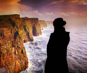 cliffs of moher and ireland image