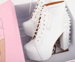 accessories, booties, and fashion image