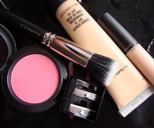 mac, makeup, and make up image