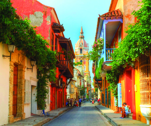 cartagena, colombia, and city image