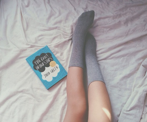 book, john green, and vintage image