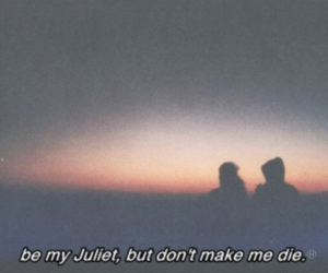 love, juliet, and quote image