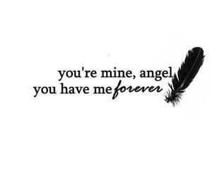 angel, forever, and hush hush image
